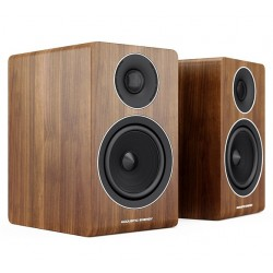 Acoustic Energy AE300 Walnut Wood Veneer