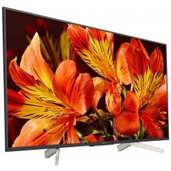 4K телевизор Sony KD-75XF8596
