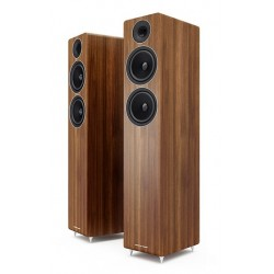 Acoustic Energy AE309 Walnut Wood Veneer