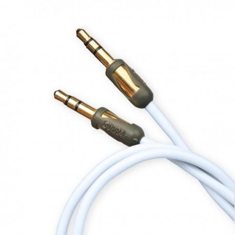 Supra MP-Cable 3.5mm Stereo 1.2M