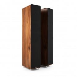 Acoustic Energy AE320 Real Walnut wood veneer